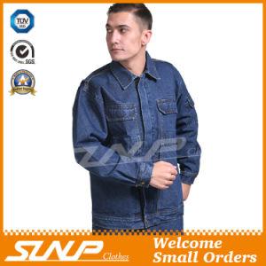 Navy Blue Workwear Jacket Uniform