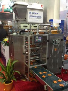 Powder Four-Side Sealing & Multi-Line Packing Machine (DXDO-F500E) pictures & photos