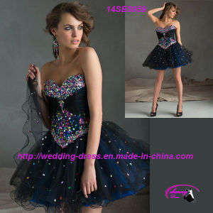 Wonderful Stone Cocktail Fashion Dresses pictures & photos