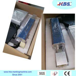 20W Raycus Laser Source Fiber Laser Marking Machine for Metal/Plastic/PU Marking pictures & photos