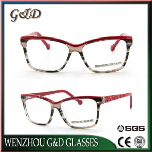 Latest Popular Design Acetate Spectacle Eyewear Eyeglass Optical Frame pictures & photos