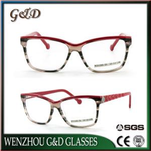 Latest Popular Design Acetate Spectacle Frame Eyewear Eyeglass Optical Ncd1505-26 pictures & photos