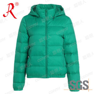 Hot Selling High Quality Winter Down Jacket (QF-170) pictures & photos