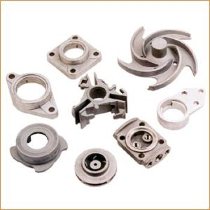 Iron Steel Casting (HS-GI-009) pictures & photos