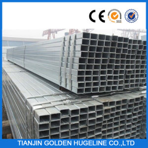 Common Carbon Welded Steel Square Pipe for Structure pictures & photos