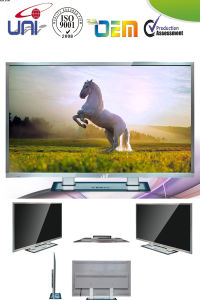 High Definition HD Eled TV with USB HDMI /Manufacture Supply LED TV Price pictures & photos