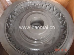 Industrial Forklift Solid Tire Mold pictures & photos