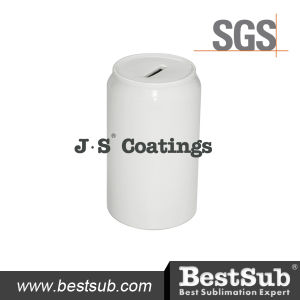 Js Coatings Sublimation Mugs Cola Money Bank B20QG pictures & photos