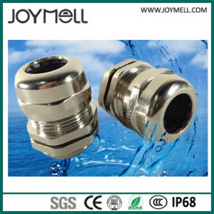 Mg Pg NPT IP68 Metal Cable Gland pictures & photos