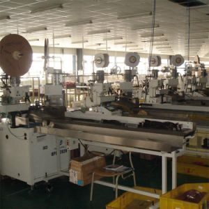 Fully Automatic Wire Stripping Cutting Machine, Both Ends Crimping Machine pictures & photos
