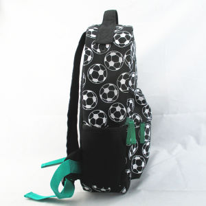 Boys Back to School Football Print Backpack pictures & photos
