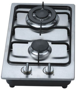 Gas Hob Stainless Steel Panel (GH-S302E) pictures & photos
