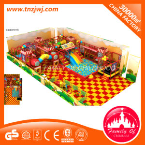 Children Commercial Indoor Playground Equipment Indoor Soft Playground pictures & photos