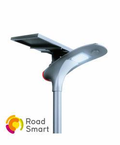 Motion Sensor Solar Energy LED Street Post Lighting pictures & photos