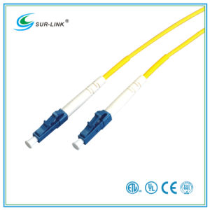LC/PC-LC/PC Sm 9/125 Simplex2m Fo Patch Cord pictures & photos