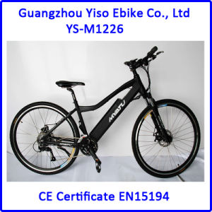 Yiso Power Plus Mountain Electric Bicycle with Lithium-Ion Battery pictures & photos