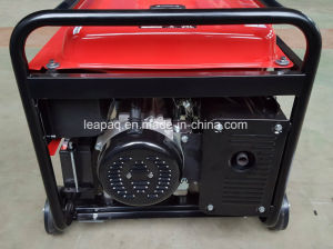 5.0 Kw Electric Start Portable Gasoline Generator pictures & photos