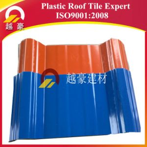 Heat-Insulation UPVC Roofing Tiles for Factory and Warehouse pictures & photos