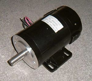 Wheelchair DC Motor pictures & photos