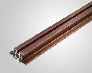OEM 6063/6061 Anodised Aluminum Extruded Profiles pictures & photos