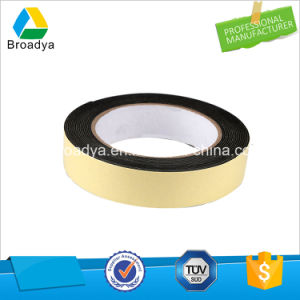 Double Sided Custom Adhesive Black EVA Foam Tape (BY-ES15) pictures & photos