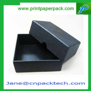 Custom Jewelry CD/DVD Tape Packaging Mobile Phone Packing Cardboard Paper Gift Box pictures & photos