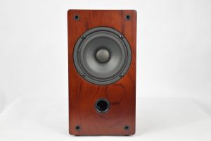Discount 8 Inch 2-Way Professional Bookshelf Wood Sound Box pictures & photos