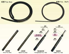 Japanese Type Concrete Vibrator Shaft/Poker/Needle/Head/Chinese Products/Flexible Shaft pictures & photos