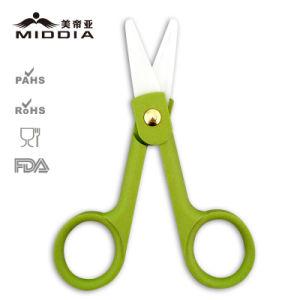 Ceramic Safe Scissors Kitchen Food Scissors Stationery Scissors pictures & photos