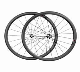 Carbon Road Wheelset, Road Bike Wheels pictures & photos