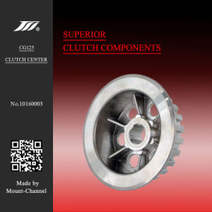 Cg125 6 Columns Center Assembly Motorcycle Clutch for Honda pictures & photos
