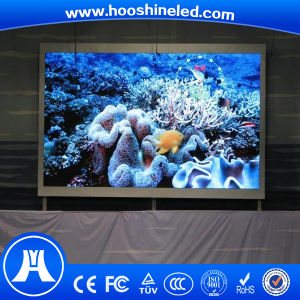 Long Durability P6 SMD3528 LED Big Screen pictures & photos