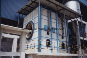 Hot Flue Gas Fluidized Bed Hot Air Furnace pictures & photos