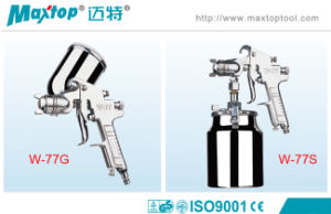 W-77 Suction Furniture Spray Painting Gun pictures & photos