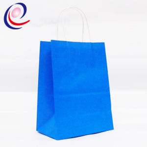 Brown Paper Shopping Bag pictures & photos
