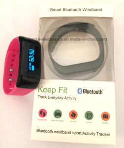 Tracking Dally Activities Date Smart Bracelet (4005) pictures & photos