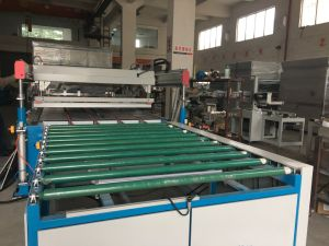 Tql2519 Automatic Glass Screen Printing Line pictures & photos