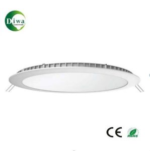 Slim LED Panel Light, Recessed or Surface Mounted pictures & photos
