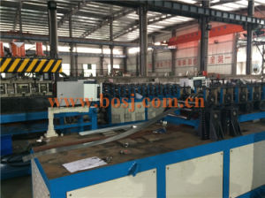 Air Conditioner Parts Steering Rectangular Air Flow Regulate Roll Forming Production Line Jeddah pictures & photos