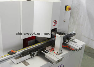 Woodworking Semi Automatic Dual Saw Cutting Machine with 45 Degree (TC-828A) pictures & photos