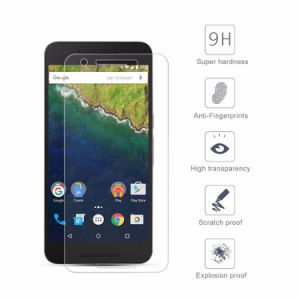 Mobile Cell Phone Accessories Screen Protector Tempered Glass for Mobile Phone Google Nexus 6P pictures & photos