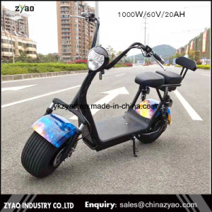 2017 Hot Sale 1000W Citycoco Harley Electric Scooter pictures & photos