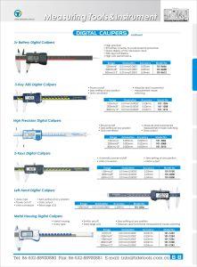 "High Precision Digital Caliper 150mm/6"" pictures & photos"