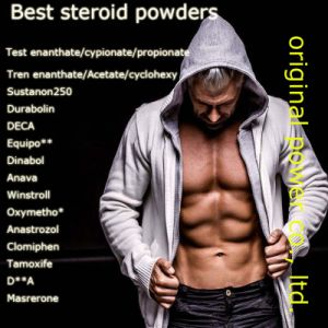 Muscle Building Depot Testosterone Enanthate Steroid Steroids Powder pictures & photos