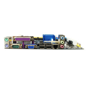 Desktop Motherboard with DDR2/4*SATA G31 LGA775 pictures & photos