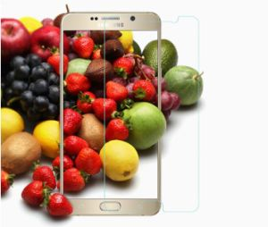 Super Shield 9h Tempered Glass Protective Film Screen Guard with Asahi Glass for Samsung pictures & photos