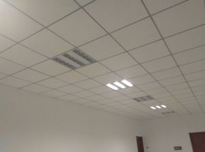 Fut T Grid for Ceiling Suspended System/Groove Ceiling T Bar/Main and Cross Runner 32*24*0.4mm pictures & photos