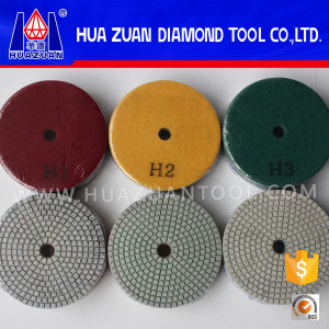 3 Step Polishing Pads for Qartz pictures & photos