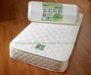 Guarantee Quality Pocket Spring Rolling Mattress pictures & photos