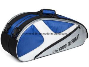 Custom 6 Pack Tennis Bat Racquet Badminton Racket Backpack Bag pictures & photos